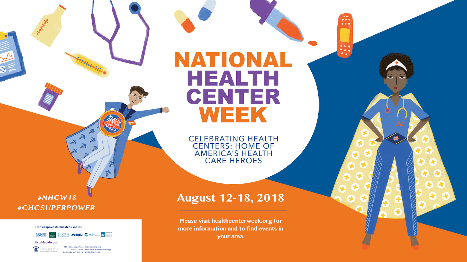 National Health Center Week August 12 - 18, 2018 | Lincoln