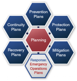 Emergency Management Planning Cycle