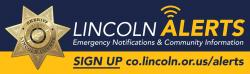 Lincoln Alerts - Emergency Notifications and Community Information