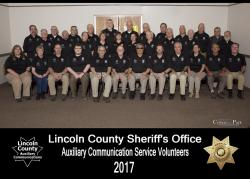 Lincoln County Auxiliary Communications Service Volunteers