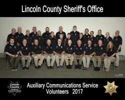 Auxiliary Communications Service Volunteers