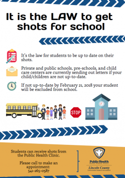 School Exclusion Date is February 21st