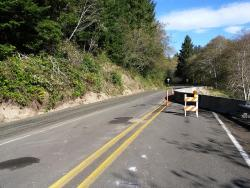 North Bayview Road Slide