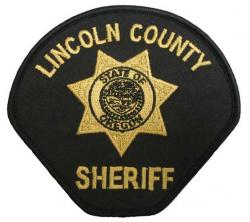 Lincoln County Sheriff Patch