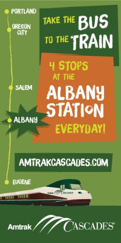 Amtrak - Albany Station