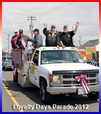 Loyalty Days Parade 2012 photo
